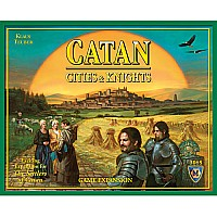 Catan: Cities Knights Game Expansion 4th Edition