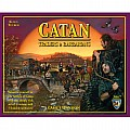 Catan: Traders and Barbarians Expansion - Mayfair Games MFG3067