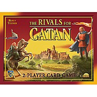 the Rivals For Catan  A Game For 2 Players
