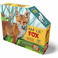Madd Capp Puzzle Jr . - I Am Lil Fox