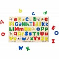 Upper  Lowercase Alphabet Puzzle