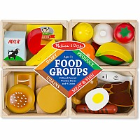 Food Groups Set by Melissa & Doug