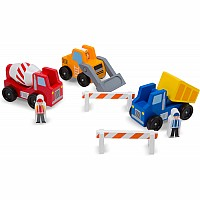 Construction Vehicle Set