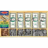 M&D Play Money Set