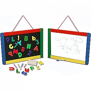 Magnetic Chalk Dry Erase Board