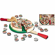 Pizza Party Wooden Pizza