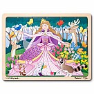 24 Piece Puzzle, Woodland Princess