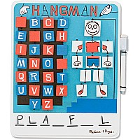 Wooden Flip Game Hangman Game