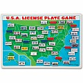 USA License Plate Game - Melissa & Doug 2098