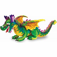 Dragon Plush 33In