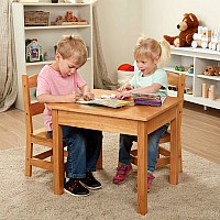 Wooden Table  Chairs Set