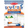 Dry-Erase Activity Pad