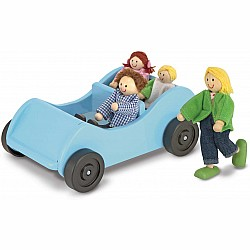 Road Trip! Car & Doll Set