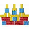 Deluxe Jumbo Cardboard Blocks (40pcs)