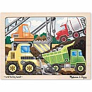 Construction Site Jigsaw (12 pc)
