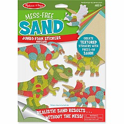 Jumbo Foam Stickers - Dinosaurs