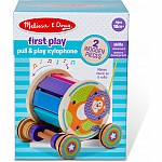 First Play Pull & Play Xylophone