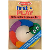 Caterpillar Grasping Toy
