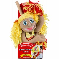 Cheerleader - Puppet (New Packaging)