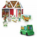 Magnetivity Magnetic Building Play Set - On the Farm