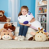 Cuddle Dog Jumbo Plush Stuffed Animal