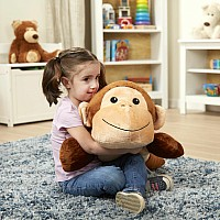 Cuddle Monkey Jumbo Plush Stuffed Animal