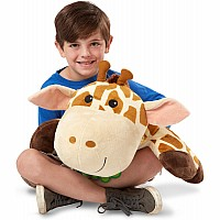 Cuddle Giraffe Jumbo Plush Stuffed Animal