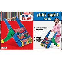 Rattle  Roll PUSH Toy