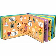 MELISSA & DOUG Poke-a-Dot Board Book: AN ALPHABET EYE SPY