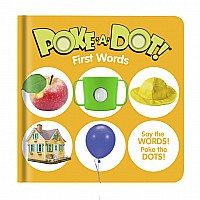 Small Poke A Dot: First Words
