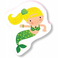 Tub Stickables - Mermaids Soft Shapes Bath Toy