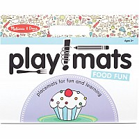 Playmats - Food Fun