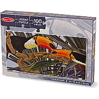 100 PC Toucan Kiss