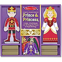 Prince  Princess Dress-up