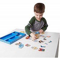 Magnetic Pretend Play  Joey