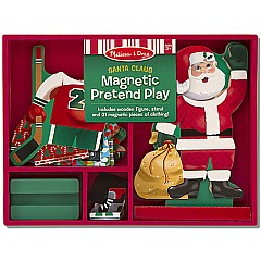 Santa Claus Magnetic Pretend Play