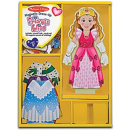 Princess Elise Magnetic Dress-Up