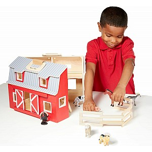 Fold & Go Mini Barn