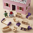 Fold and Go Dollhouse