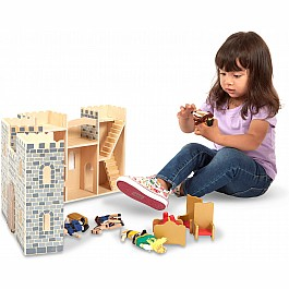 Fold & Go Mini Castle