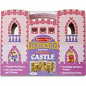 Fold  GO Princess Castle