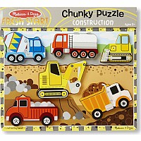 Chunky Puzzle: Construction