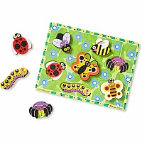 Chunky Puzzle, Insects