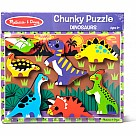 Chunky Puzzle: Dinosaurs