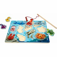 Fishing Magnetic Puzzle