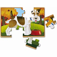 Pets Jigsaw Puzzle In Box