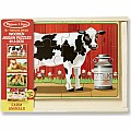 Farm Animal Jigsaw Puzzles in a Box