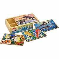 Sealife Jigsaw Puzzle In Box