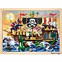 Pirate Adventure Jigsaw (48 pc)