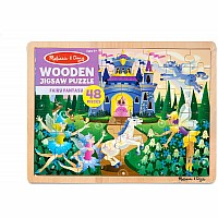 0048 Piece Wooden Jigsaw Puzzle Fairy Fantasy